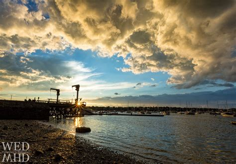 Sun Star After the Storm - Marblehead, MA