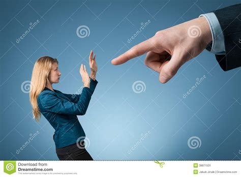 Dismiss Her From Employment Stock Photo - Image: 38871531