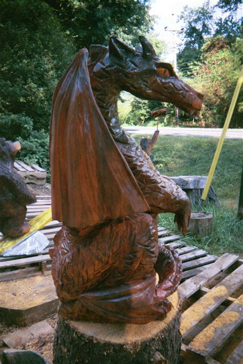 Artisans of the Valley - Custom Chainsaw Carvings by Bob