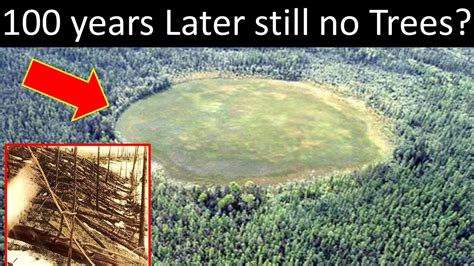 What Crashed During The Tunguska Event? - YouTube